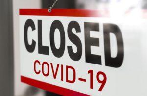 COVID-19-closed